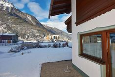 Appartement Leni is located in a quiet location, just 984 feet from the center of Längenfeld and 656 feet from the Aqua Dome Thermal Bath. Austria, Outdoor, Outdoors, Outdoor Games, Outdoor Living