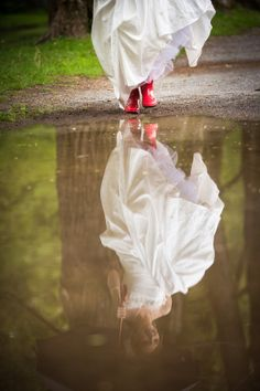 Wedding in the rain by Cathy Martineau on 500px