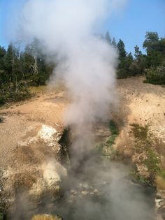 Rotorua: the coolest hotspot in New Zealand. Rotorua New Zealand, Thermal Pool, Most Visited National Parks, Natural Ecosystem, Old Faithful, Travel Log, Yellowstone National Park, Rafting, The Great Outdoors