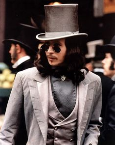 Gary Oldman in Bram Stoker's Dracula. He's such a chameleon...one of my favourite actors!