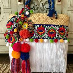 Woven Beach Bags, Crochet Beach Bags, Hippie Bags, Boho Bags, Unique Purses, Unique Bags, Potli Bags, Diy Clutch, Summer Handbags