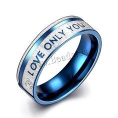 Favourer® Finger Ring, Stainless Steel