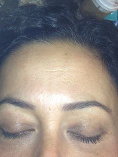 Natural Permanent Eyebrows. Can't even tell they're not real!! @Anastasia Makeup Chicago