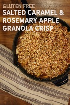 A Night In the Kitchen (Plus, our favorite gluten free dessert recipe) | Chris Loves Julia | Bloglovin'