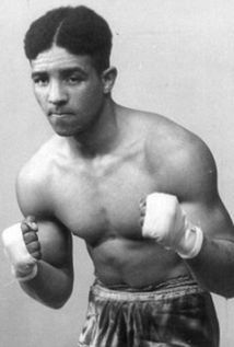 Randulph Turpin. Middleweight Boxer. B.1928 - D 1966