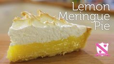 Today I'm making Lemon Meringue Pie. Whilst visiting family over christmas I was treated to this delight, by my auntie Debbie. This recipe is so delicious I ...