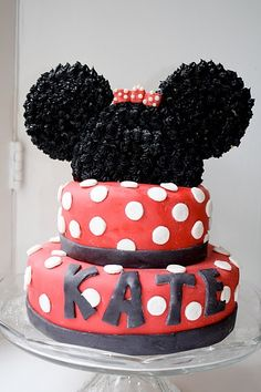 minnie mouse party ideas | amazing creative ideas! Check out these Minnie Mouse birthday party ...