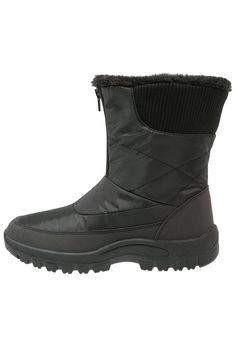 Anna Field Snowboot / Winterstiefel black Schuhe bei Zalando.de | Obermaterial: Textil, Innenmaterial: Textil, Sohle: Kunststoff, Decksohle: Textil | Schuhe jetzt versandkostenfrei bei Zalando.de bestellen!