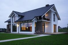 Roof Types 24 Best Roof Styles Materials For Your Home D cor Aid - Exterior home and roof ideas open gable roof types D cor Aid - Aid decor decorationforhome home Housestyles materials roof simplehomediy styles types Roof Styles, House Styles, Modern Farmhouse Exterior, Craftsman Exterior, Farmhouse Plans, Dream House Exterior, House Exteriors, House Roof, Home Fashion