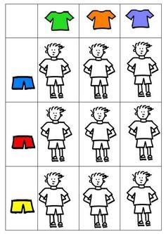 Logikaktivitäten im Vorschulalter Goldkugel meines Hauses - Super Bowl Montessori Math, Preschool Learning Activities, Kindergarten Worksheets, Infant Activities, Teaching Kids, Kids Learning, Activities For Kids, Coding For Kids, Math For Kids