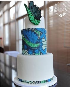 60 Beautiful African Wedding Cake You Will Love for Your Inspirations - VIs-Wed African Wedding Cakes, African Wedding Theme, African Theme, African Weddings, African Traditional Wedding, Traditional Wedding Cakes, Traditional Cakes, Traditional Decor, Themed Wedding Cakes