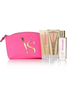 Shop beauty products and accessories by PINK & Victoria's Secret. Complete your look with our makeup, bath & body care, fragrances, accessories and more! Cos Bags, Gift From Heaven, Pink Bubbles, Perfume, Victoria's Secret Pink, Hair And Nails, Bath And Body, Zip Around Wallet, Fragrance