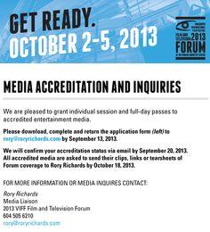 Forum Media International Film Festival, Vancouver, Entertaining, Day, Funny, Entertainment