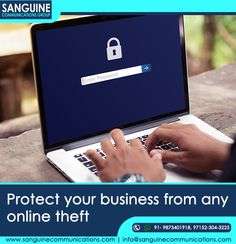 Our Team keeps all your #SocialMedia Accounts and #Data safe. We #Protect your #Business from any #OnlineTheft Schedule a free consultation with us at 91-9873401918 or 97152-304-3225 #Protect #Business #OnlineTheft