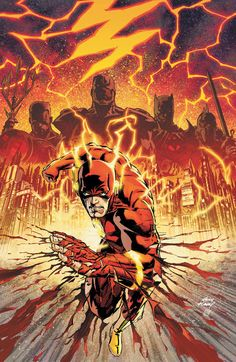 Flashpoint #1 by Andy Kubert