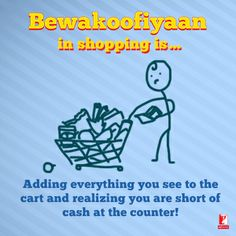 An embarrassing situation indeed! Have you ever done such #Bewakoofiyaan?