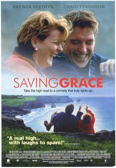 2000 - El jardín de la alegría (Saving Grace) - Nigel Cole