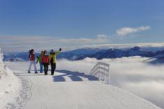 Winterwandern mit Aussicht. Swiss Alps, Snow, Mountains, Nature, Travel, Outdoor, Beautiful, Tourism, Outdoors