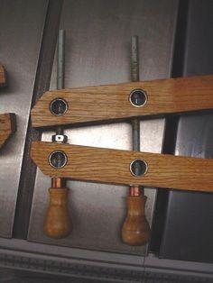 Handscrew clamps - HomemadeTools.net