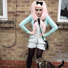 Pastel Goth: Subestilo ou Modismo? (+ Creepy Cute)