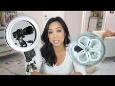 ▶ Lighting Set Up for my Beauty Videos - ItsJudyTime - YouTube