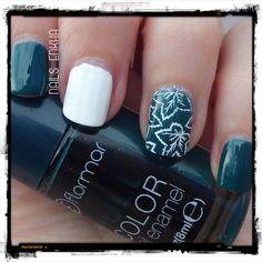 NAIL ART OTOÑO  http://nailenkha.blogspot.com.es/2016/09/nail-art-otono.html #bornprettystore #flormar #stamping #nails #notd #manicure #nailart #polish #nailspolish #nailideas #manicura #esmalte #uñas #unhas #blog #blogguer