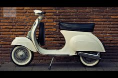My first Vespa was a 50 Special as well, except mine was green and slightly ratty.