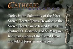 #SacredHeartofJesus #Catholic #EWTN