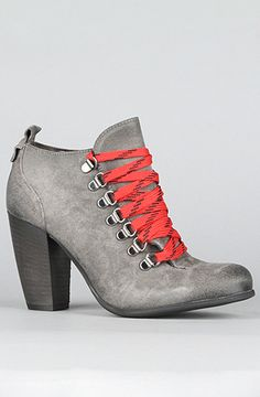 The Demarko Shoe in Gray