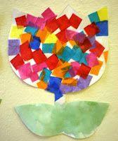 Storytime ideas / Garden craft.