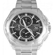 Chronograph-Divers.com - CA0270-59F Citizen Eco-Drive WR100m Chronograph Men Sports Watch, $185.00 (http://www.chronograph-divers.com/CA0270-59F/)
