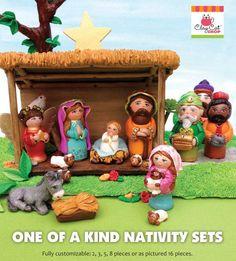 Unique Nativity Sets - Bing Images