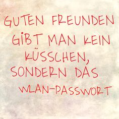 All what we need is this WiFi-Passwort