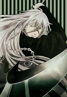 Undertaker | Kuroshitsuji