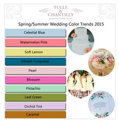 Wouldn't all of these lovely colors look great for a rustic wedding?  Yes! We agree. :)