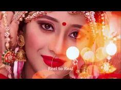 Naira Bridal Look New Song - Saregamapa - Yeh rishta kya kehlata hai song Indian Bridal Photos, Bridal Pictures, Romantic Pictures, Bridal Poses, Wedding Poses, Wedding Bride, Indian Wedding Video, Wedding Videos, Shivangi Joshi Instagram