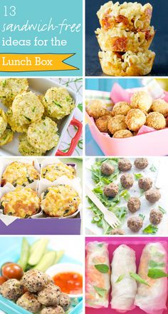 We've hunted down 13 super sandwich-free savoury snacks that will get the munchkins drooling!