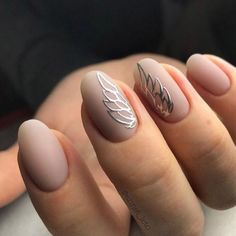Nail Shapes - My Cool Nail Designs Nail Art Designs, Acrylic Nail Designs, Nails Design, Solid Color Nails, Nail Colors, French Nails, Ongles Or Rose, Nailed It, Gel Nagel Design
