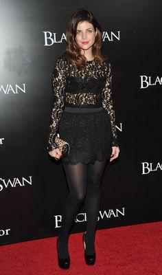 Julia Restoin Roitfeld | Black Swan Premiere, New York