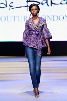 Native & Vogue Port Harcourt Fashion Week Ade Bakare Showcase - Bellanaija - September 2014 (24)