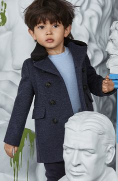 Burberry Kids I New Collection I Smallable Boys Fashion Dress, Toddler Boy Fashion, Toddler Girl Style, Toddler Outfits, Baby Boy Outfits, Kids Outfits, Summer Outfits, Girl Fashion, Boys Style