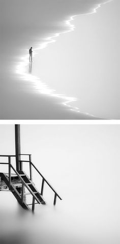 Fotografía en blanco y negro | Black & White photography | Minimalistic Photography by Hengki Koentjoro | Inspiration Grid | Design Inspiration