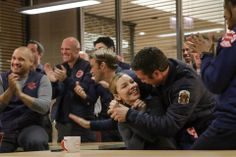 Chicago Fire. Shay's and Severide's friendship>>
