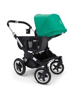 Bugaboo Donkey Sun Canopy Jade Green by Bugaboo at Gilt