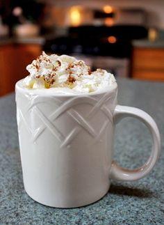 Pumpkin Coffee Recipe
