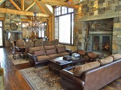 Top 10 Luxury Colorado Homes To Have A 'Snow Day' Inside (PHOTOS)