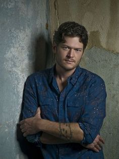 Blake Shelton Announced as People's Sexiest Man Alive — See His Smokin' Hot Cover!   CelebPoster.com Blog #celebposter
