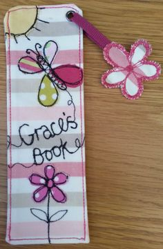 Personalised Bookmark - The Supermums Craft Fair