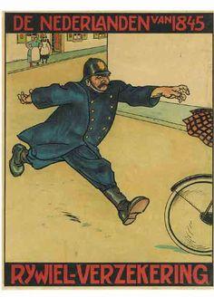 ING Affichekaarten, Verzamelen-vintage