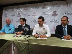 Los directivos de los principales clubes deportivos del Estado y yo promoviendo la iniciativa #JuegoLimpio